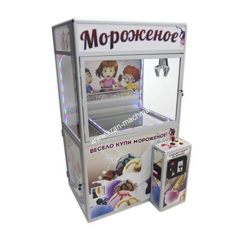 Автомат для продажи мороженного 3