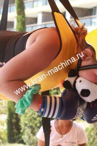 Аренда Аттракцион Хватайка с ребенком
