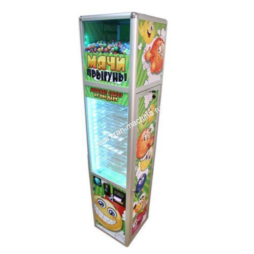 Вендинговый автомат Веселый столбик 1