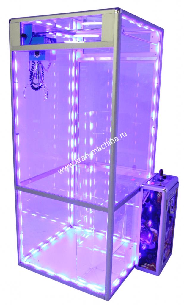 Хватайка прозрачный куб