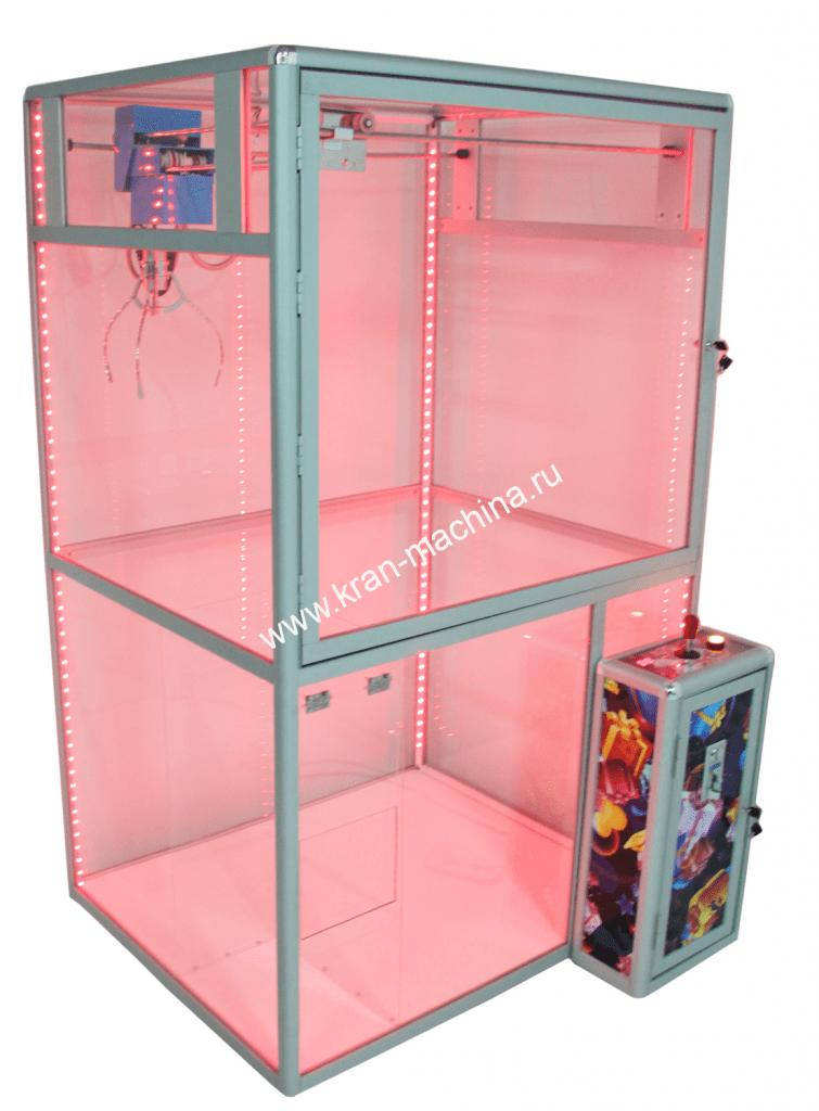Автомат Хватайка Супер куб