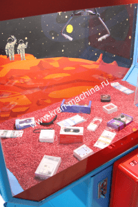 Автомат Хватайка — ЗОНД -2 СССР