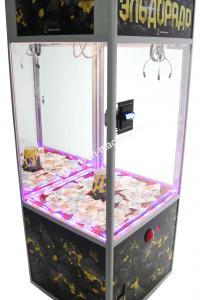Автомат — ЭЛЬДОРАДО с деньгами