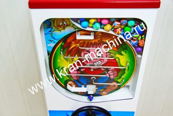 Торговый автомат мячей За Рулем 1