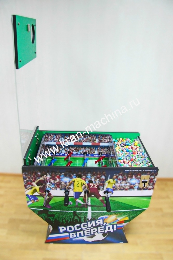 Автомат Футбол-3-4 линии