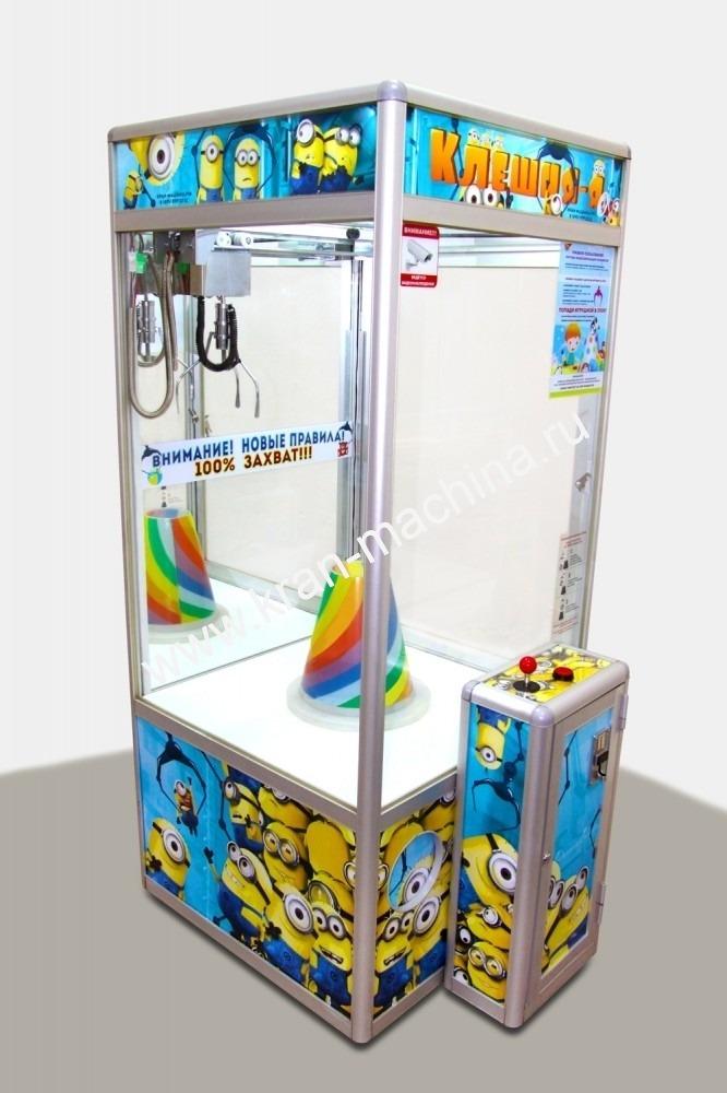 Автомат с лузой Бешеный кран